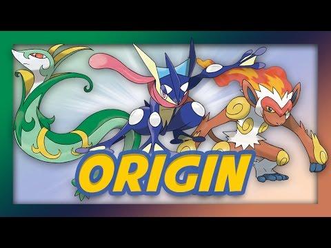 Pokemon Origin - Starter Pokemon: Part 2