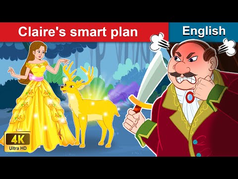 Claire's Smart Plan 👸 Story in English | Stories For Teenagers | WOA Fairy Tales