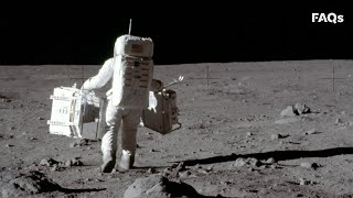 Exposed Apollo 11 Moon landing conspiracy theories Just The FAQs