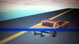 Roblox general lee stunt