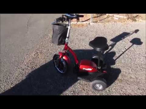CARE MOTION SCOOTER