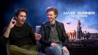 "[VOSTFR] About Dylmas band ""Apologies"" - Dylan O'Brien & Thomas Sangster ~Maze Runner The Death Cure"