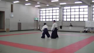 第八回相生道愛知県大会 「法形競技予選」 part1