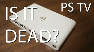 Is PS TV Dead? - While I