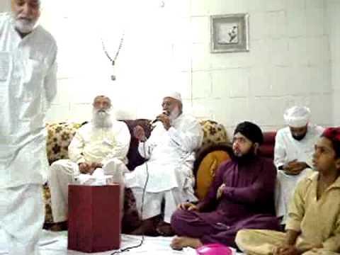 Mehfil IN Madina pak 21 Ramzan 2011 part 7 by faisal azam.flv