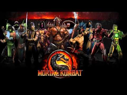 Mortal Kombat Theme (2 hours)