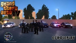 LCPDFR - EMERGENCY SERVICE ROLEPLAY- MULTIPLAYER