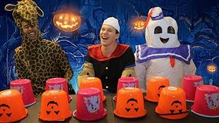 TRICK OR TREAT CHALLENGE!