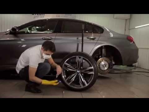 BMW M6 Gran Coupe full detailing