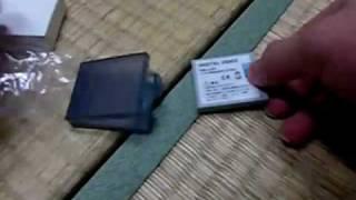 Xactiの互換バッテリー