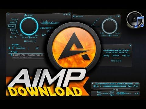 Где Скачать и как Установить AIMP Player | AIMP Download And Setup