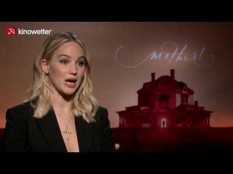 Interview Jennifer Lawrence MOTHER!