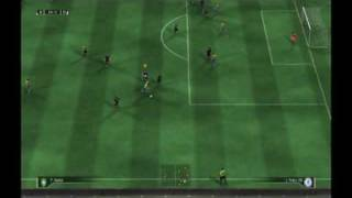 Fifa 09 Gameplay for PC