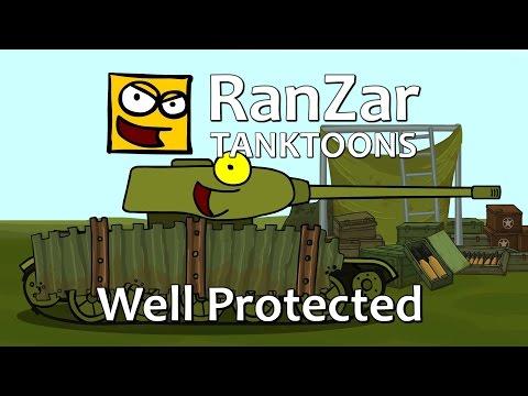 Tanktoon: Well Protected. RanZar