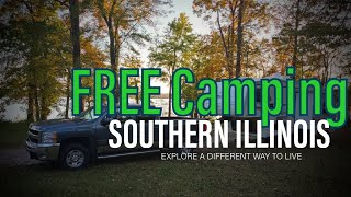 Best Place to Cąmp for FREE in Southern Illinois