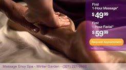 Massage Envy Spa - Winter Garden National Branding
