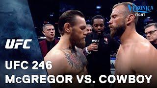 UFC 246: Conor McGregor vs. Cowboy
