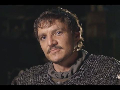 Pedro Pascal: THE GREAT WALL