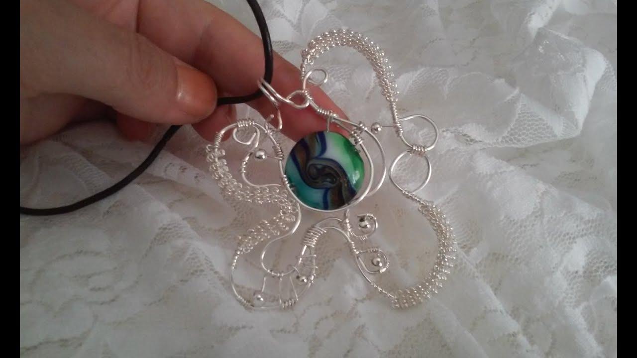Collares artesanales collares de bisuteria collares - Como hacer puff artesanales ...