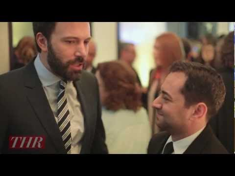 Ben Affleck on Meeting Hero Michael Mann and Why He Loved Making 'Argo'