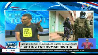 Museveni's behaviour is a statement of weakness - Amnesty International Sec Gen.