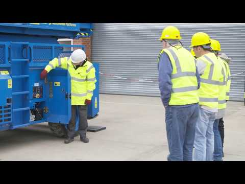 Nationwide Platforms IPAF Operator Training - What To Expect