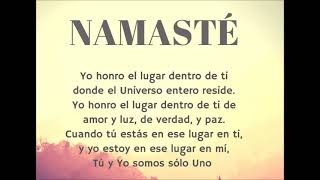 El profundo significado de Namaste / Lecciones de Sabiduria