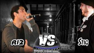 Riz MC vs Stig | Spin The Mic 2006