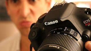 Don't Buy a Canon Rebel T5 -  Vlogging Camera Review
