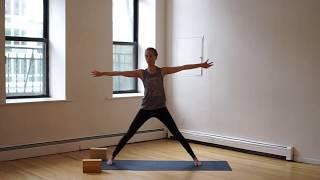 45 Minute Power Vinyasa: New York, NY |A.G.A.P.E Wellness
