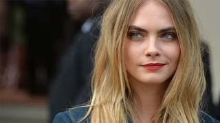 5 Reasons Cara Delevingne Will Inspire You to Be You