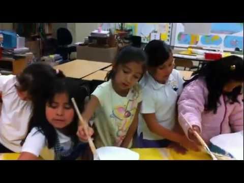 MAGNOLIA ELEMENTARY SCHOOL - MS. LANDA'S 2nd GRADE CLASS -