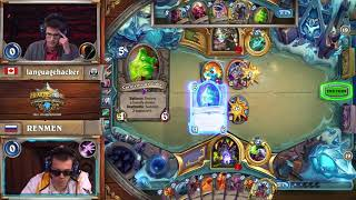 HCT Fall Championship Day 4 - Renmen vs Lnguagehackr - Quarterfinals