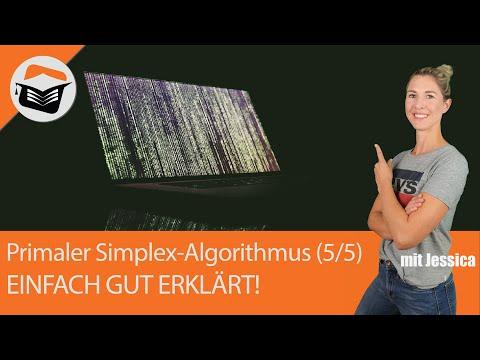 Primaler Simplex-Algorithmus (5 von 5) - Operations ...