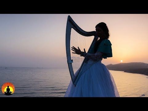 Relaxing Harp Music, Stress Relief Music, Relax Music, Meditation Music, Instrumental Music, ☯3379