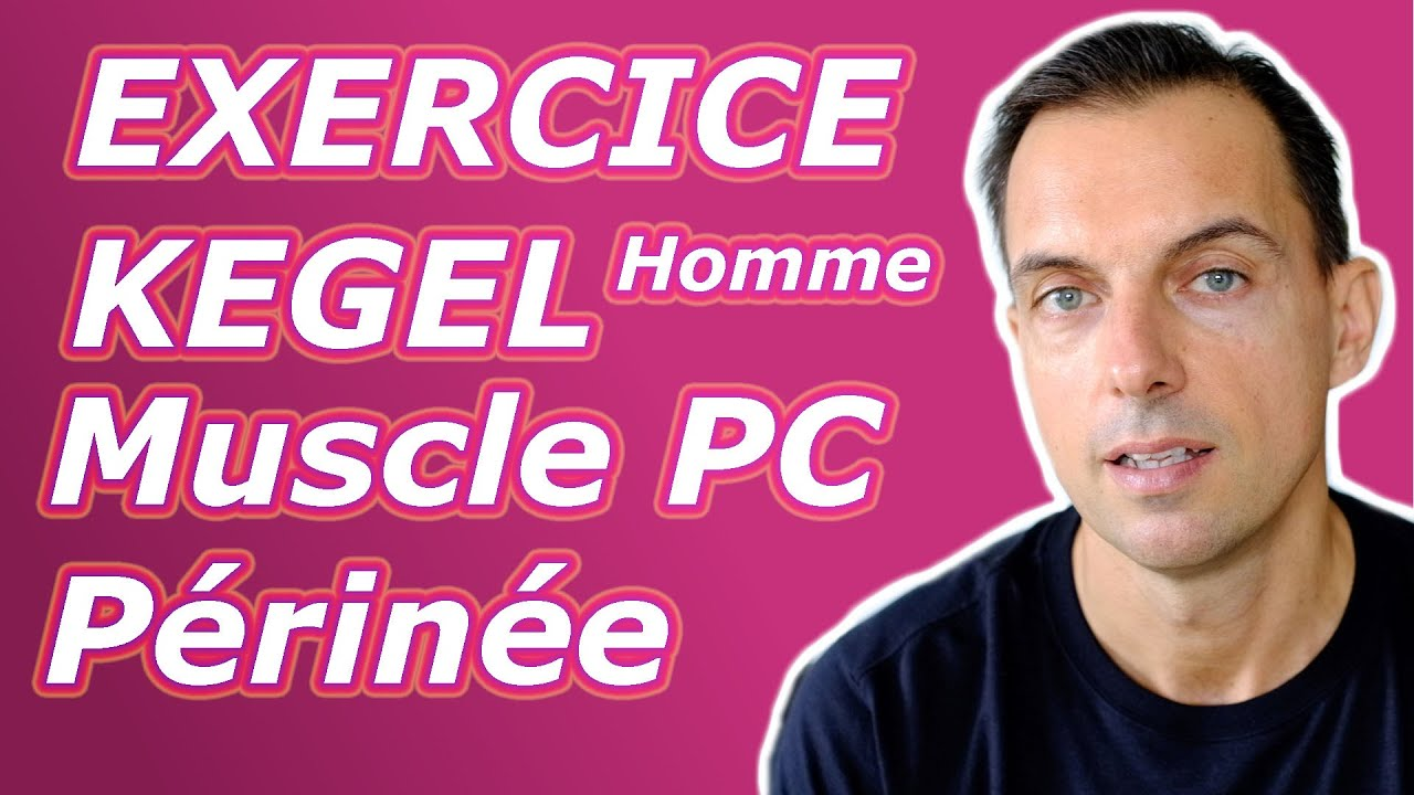 Exercice De Kegel Homme Muscler Son Perinee Une Solution Naturelle Contre Le Trouble De L Erection Youtube
