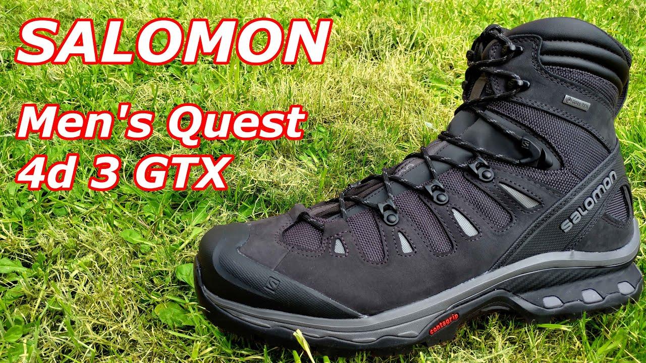 salomon quest 4d 3 gtx backpacking boot