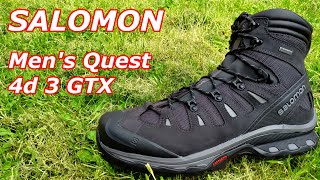 salomon boots 4d 3 gtx