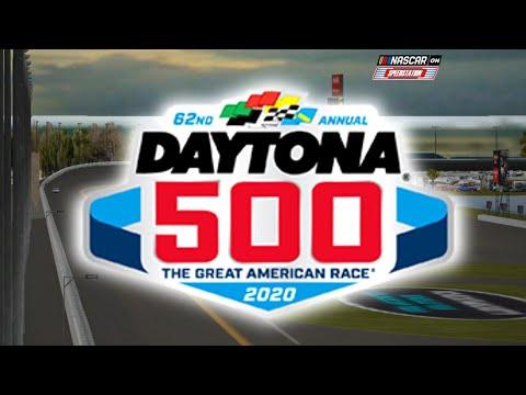 The Great American Race! | 2020 NR2003 Mock Series: S2 R1 The Daytona 500