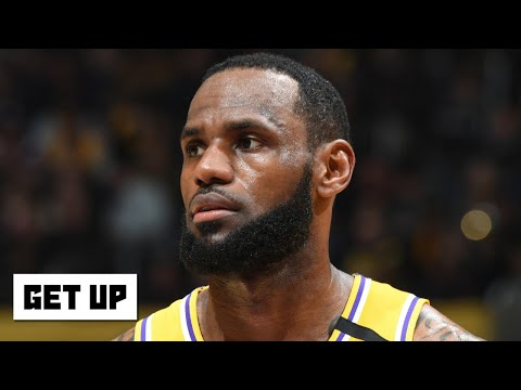 How should the Lakers balance winning vs. resting LeBron? | Get Up