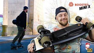 🚀 Boosted Mini X: jak se jezdí na elektrickém skateboardu v Praze? | WRTECH [4K]