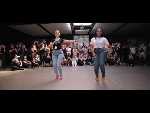 Isabelle & Adeline Nancy kizomba Festival - Kizomba / Urbankiz