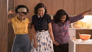 'Hidden Figures' Official Trailer (2016) | Taraji P. Henson