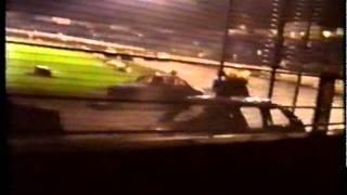 1989 Saloon Superbowl Cowdenbeath Racewall Stock car