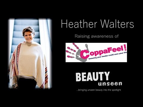 Heather Walters Interview for Beauty Unseen: The Importance of Self-Examination