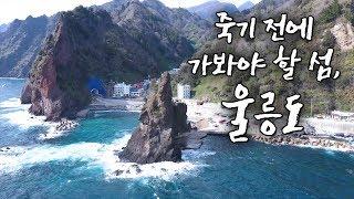 가장 짧은 뱃길로 가는 신비의 섬, 울릉도 2박3일 1편 (feat.울릉도 육로관광) [Korea Island]
