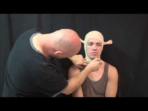 How to do Shrek Makeup Tutorial using PAX Paint at FX Warehouse