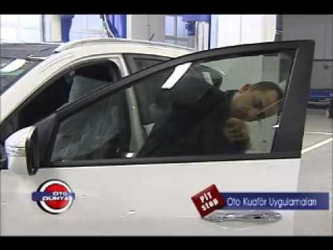 Ata Hyundai ix35 2.0 Dizel Tantm Videosu