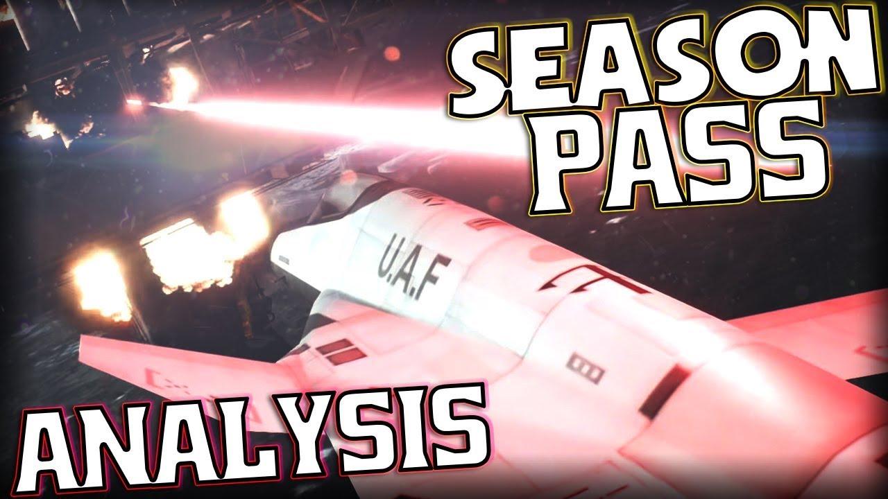 Ace Combat 7 - Season Pass: Trailer Analysis (Planes, Skins, Emblems, &  Release Date)