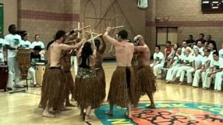 2010 Batizado Capoeira Mandinga Las Vegas Maculele performance